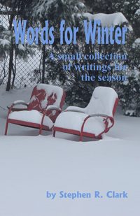 Words For Winterl  : A small collection of writings for the season